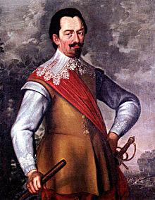Vévoda Albrecht z Valdštejna